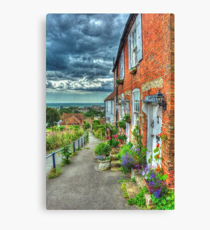 View from North Road Canvas Print