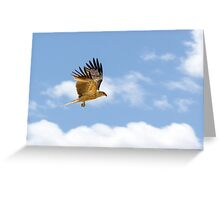 Among the Clouds Greeting Card