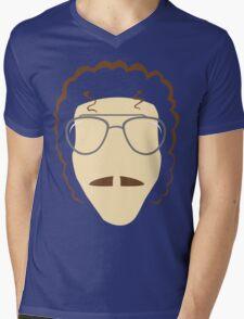 Weird Al Yankovic Mens V-Neck T-Shirt