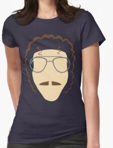 Weird Al Yankovic Womens Fitted T-Shirt