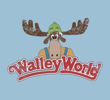 Walley World - Vintage Kids Tee