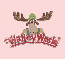 Walley World - Vintage Kids Tee