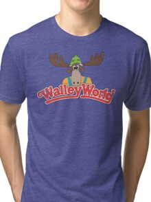 Walley World - Vintage Tri-blend T-Shirt