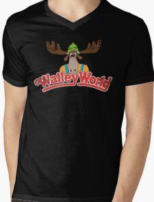 Walley World - Vintage Mens V-Neck T-Shirt