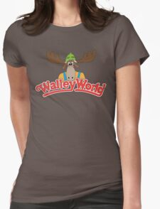 Walley World - Vintage Womens Fitted T-Shirt
