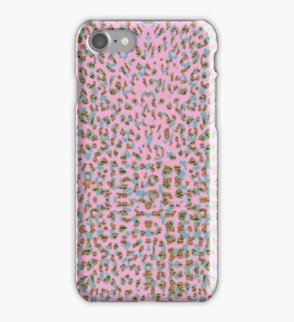 Pastel Leopard  iPhone Case/Skin