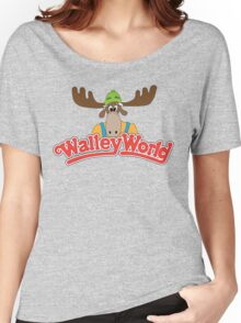 Walley World Women's Relaxed Fit T-Shirt