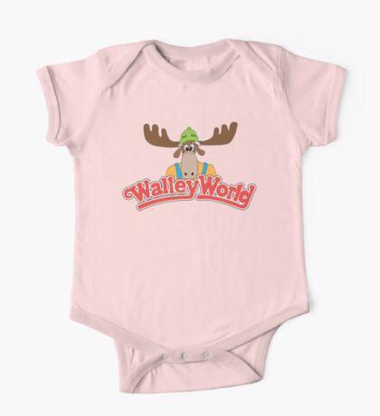 Walley World One Piece - Short Sleeve