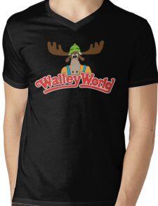 Walley World Mens V-Neck T-Shirt