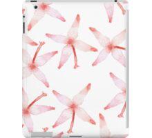 Water Color Flower iPad Case/Skin