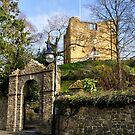 Guildford Castle 4 by Lisa Williams