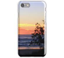 beach sunrise ..iphone case  iPhone Case/Skin
