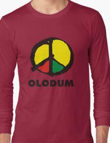 OLODUM shirt Long Sleeve T-Shirt