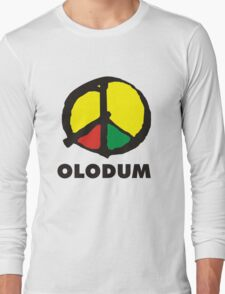 OLODUM shirt Long Sleeve T-Shirt