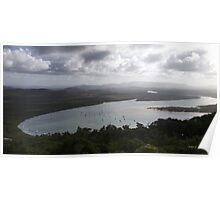 Endeavour River, Cooktown FNQ Poster