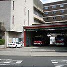 Hurstville 20 Fire Station by roybob
