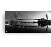 The Full Span ANZAC Bridge -Sydney Canvas Print