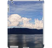 Clouds and Ocean iPad Case/Skin