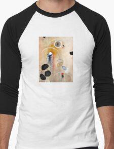 """""""Chaos"""" Men's Baseball ¾ T-Shirt"""