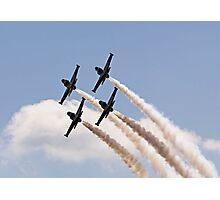Heavy Metal Jet Team Photographic Print