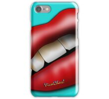 Give Us A Little Smile iPhone Case/Skin