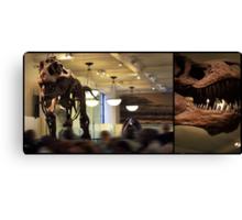 T-Rex Two   Canvas Print
