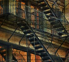 The City Escape by Barbara Manis
