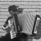 THE ACCORDIANIST by Larry Butterworth
