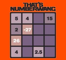 numberwang by dennis william gaylor