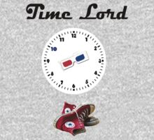Time Lord 10 One Piece - Short Sleeve