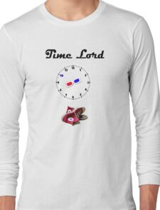 Time Lord 10 Long Sleeve T-Shirt