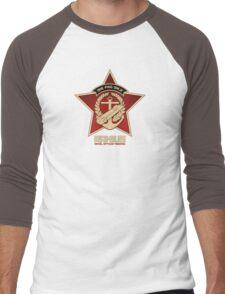 One Ping Only Men's Baseball ¾ T-Shirt