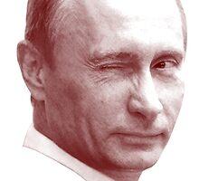 Vladimir Putin by pixiedixie