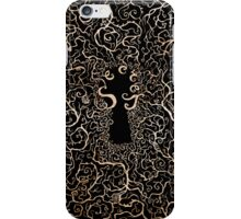 Secret  (Stained Paper on Black) Phone Case iPhone Case/Skin