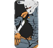 Gray Fox from MGS 1 iPhone Case/Skin