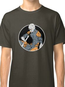 Gray Fox from MGS 1 Classic T-Shirt