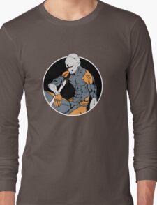 Gray Fox from MGS 1 Long Sleeve T-Shirt