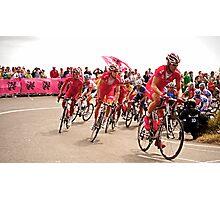 Drapac Pro Cycling Photographic Print