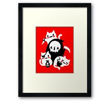 Deaths Little Helpers Framed Print