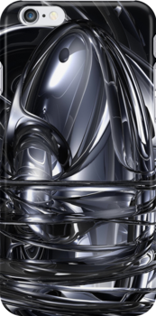 Event Horizon (iPhone) by Rhonda Blais