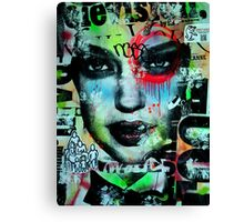 In Memory Canvas Print