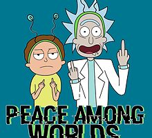 Peace Among Worlds by MitsueTG