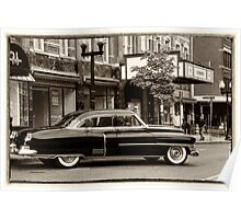 52 Caddy Poster