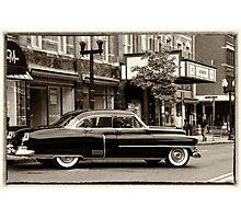 52 Caddy Photographic Print