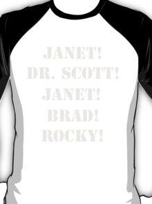 Great Scott! (white) T-Shirt