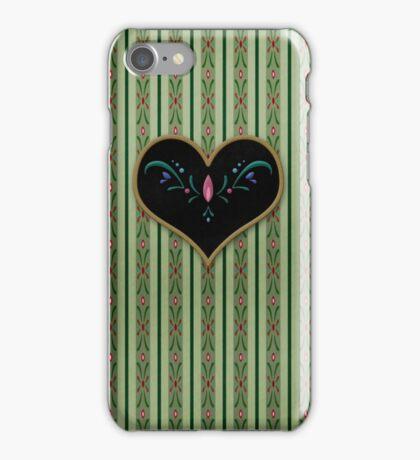Coronation Snow Princess iPhone Case/Skin