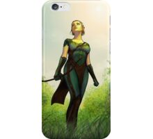 Lady Elf  iPhone Case/Skin