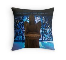 St Giles Cathedral in Edinburgh Throw Pillow