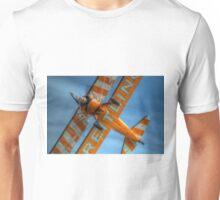 Breitling Stearman Wingwalker Underside Unisex T-Shirt