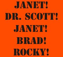 Great Scott! (black) Kids Clothes